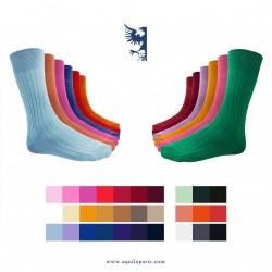 Semainier (5 paires) de chaussettes Fil d'Ecosse