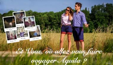 Nous récompensons vos meilleurs vos photos de voyage AQUILA !