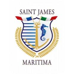 Saint James Maritima polo (short sleeves)