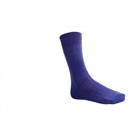 Chaussettes tons Bleus Ciel, Turquoise, Roi, Marine, Foncé
