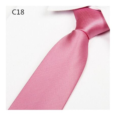 Cravate ROSE