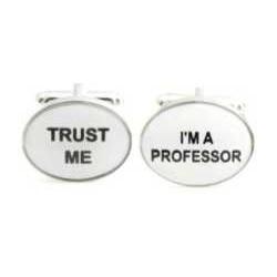 Trust me I'm a professor