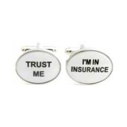 Trust me I'm in insurance