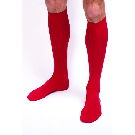 Chaussettes Mi - bas (chaussettes hautes)  : 15 couleurs