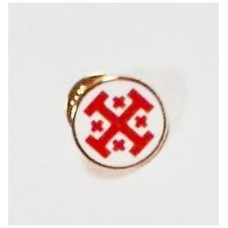 Pin's Croix du Saint Sépulcre