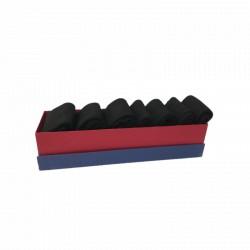 Semainier (7 paires) de chaussettes noires