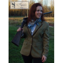 Veste de chasse féminine